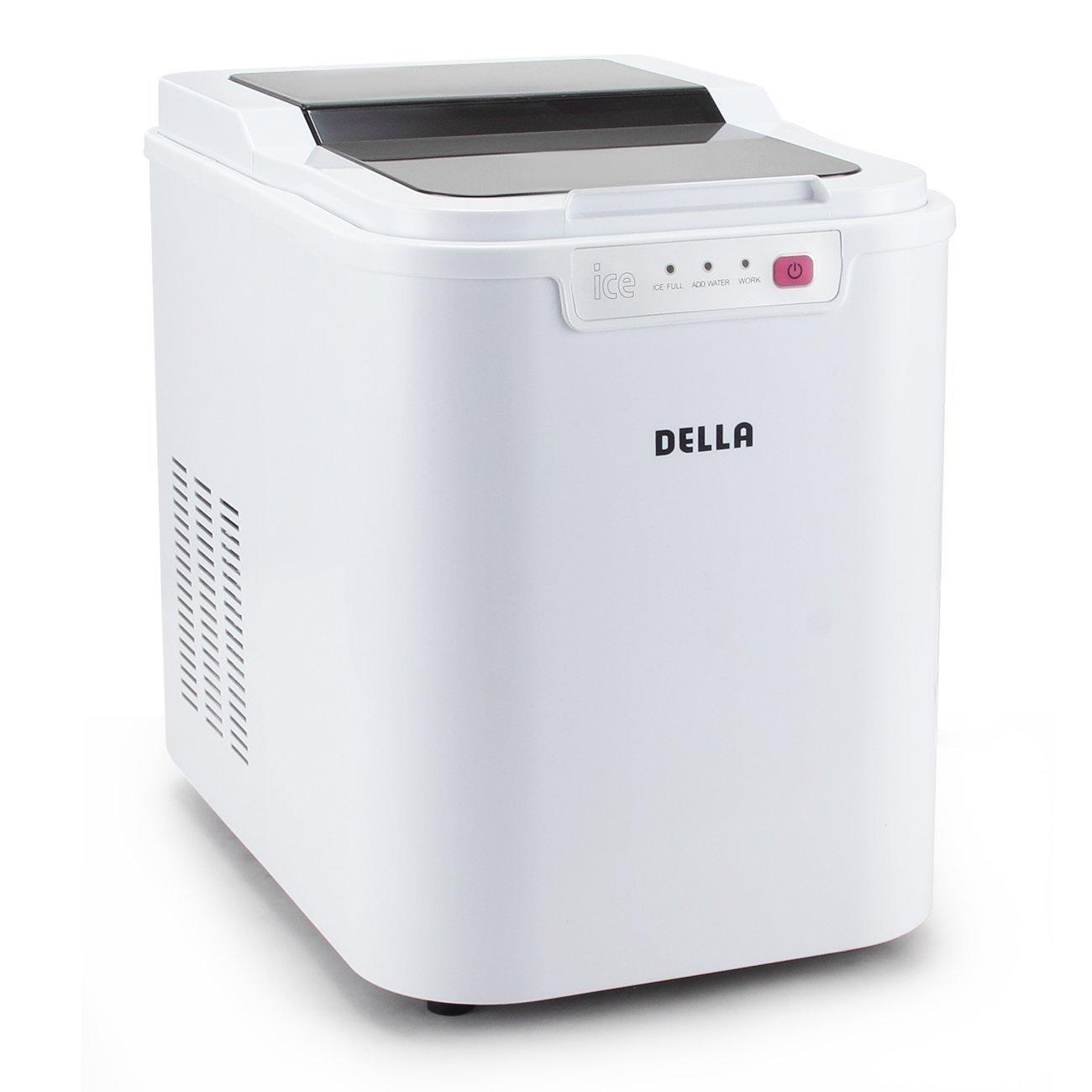 DELLA Ice Maker Electric Machine Countertop 048-GM-48224