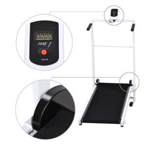 Wakrays Portable Folding Motorized Treadmill