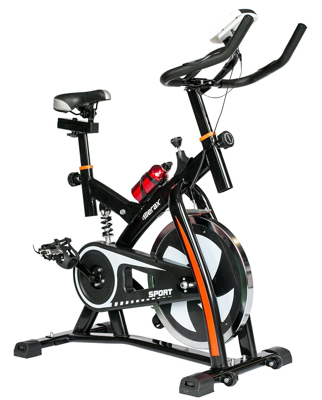 merax indoor spinning bike