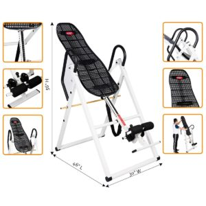 Emer Foldable Exercise Inversion Therapy Table