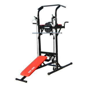Iron Jack Muli-Function Work Out Exercise Station Power