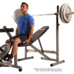 Body Champ BCB3780 Olympic Weight Bench