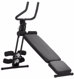 Gracelove Fully Adjustable Folding Gym Weight Bench