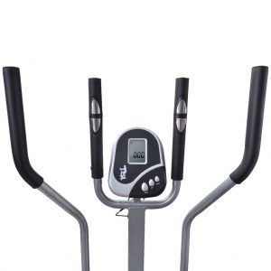Anself Elliptical Trainer 8.8 lb Magnetic Flywheel and Pulse