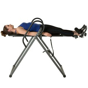 Fitness Reality 690XL Inversion Table and Lumbar Pillow