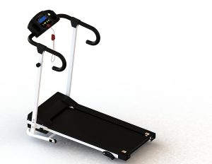 Mcombo 500W Folding Electric Motorized Treadmill