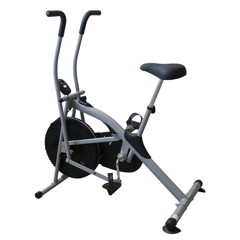 Sunny Health Fitness Cross Training Fan Bike SF-B2621