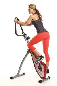 Vertical Spin Trainer Bike