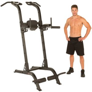 Fitness Reality X Class High Capacity Multi Function Power Tower 2866