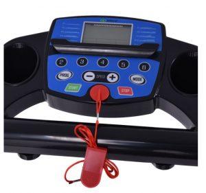 Goplus 1100W Folding Electric Treadmill