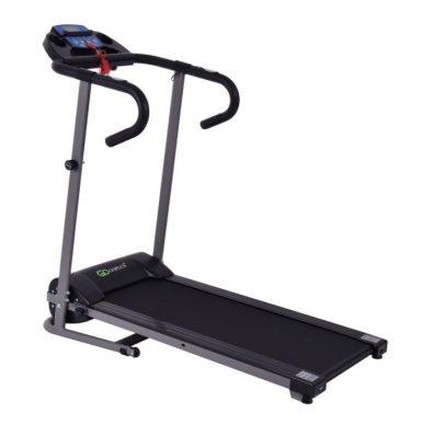 Goplus 1100W Folding Treadmill Electric Motorized