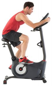 Schwinn M717 170 Vertical Exercise Bike