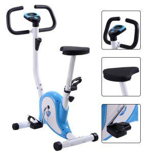 GoPlus Upright Exercise Bike