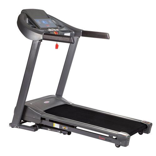 Sunny Health & Fitness - SF-T7643 heavy duty folding treadmill