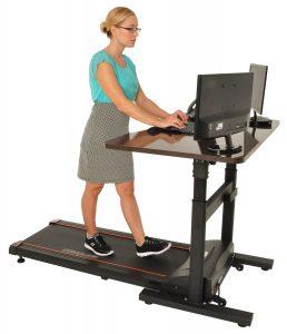 conquer standing treadmill