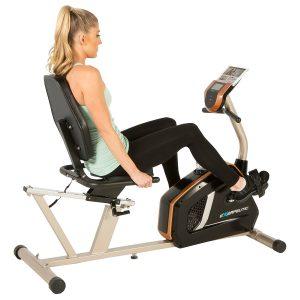 Exerpeutic Gold 975 Recumbent Exercise Bike