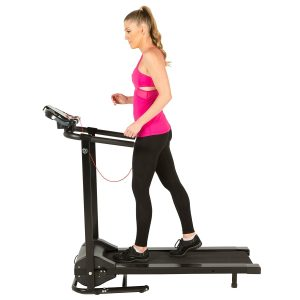 Fitness Reality Tre2500 Folding Electric Treadmill