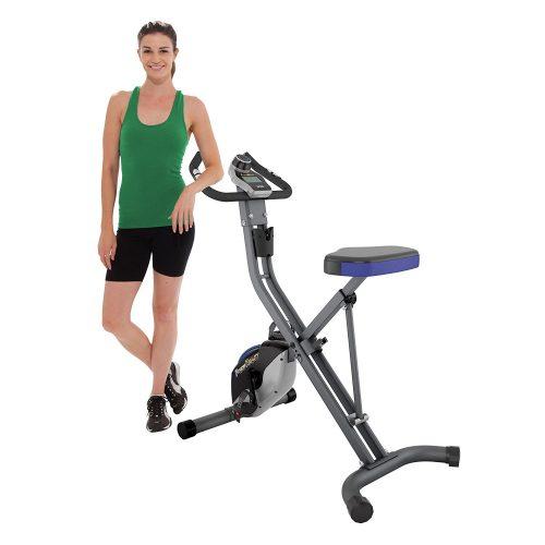 Fitness Reality U2500 Super Max Foldable Magnetic Upright Bike