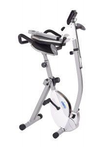 Stamina Recumbent Foldable Exercise Bike