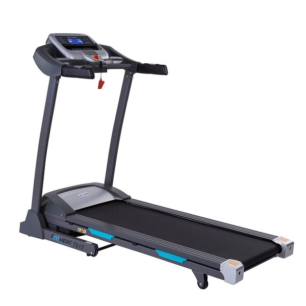 EFITMENT T012 Auto Incline Folding Treadmill