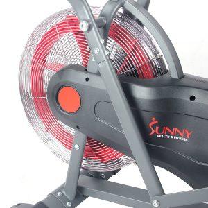 Sunny Health & Fitness Air Bike Trainer, SF-B2640