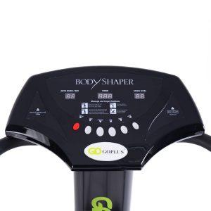 Goplus 2500 Slim Full Body Vibration Plate