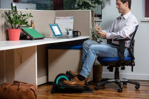 Cubii Jr Desk Elliptical Trainer