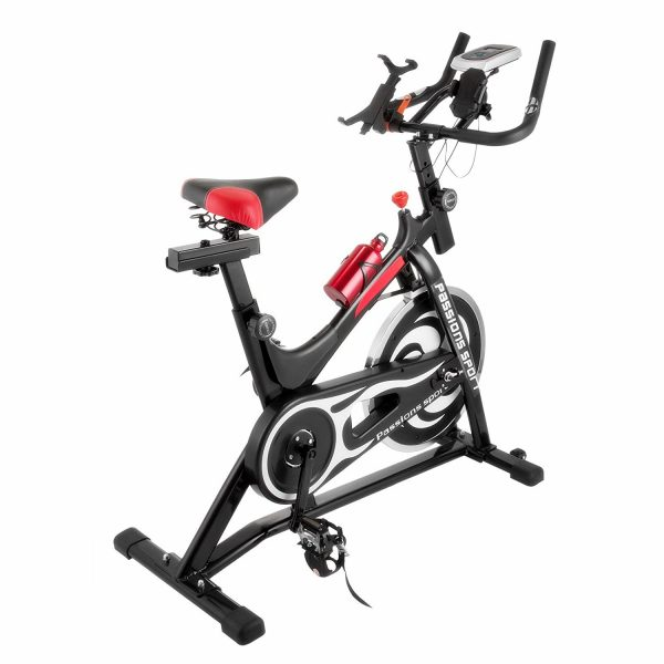 Popsport Indoor Exercise Bike Stationary Bike 330LBS - 440LBS