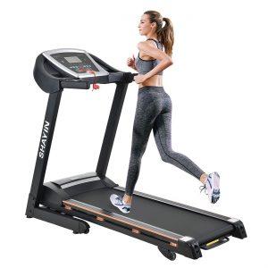 Shayin T9028S Folding Treadmill