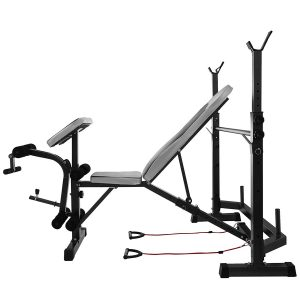 BestEquip Multi-station Adjustable Workout Bench