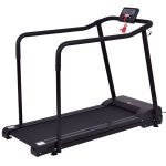 Goplus Electric Treadmill Walking Jogging Machine For Seniors Elders
