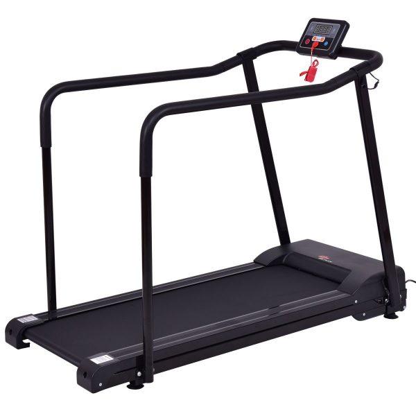 Goplus Electric Treadmill Walking Jogging Machine For Seniors Elders