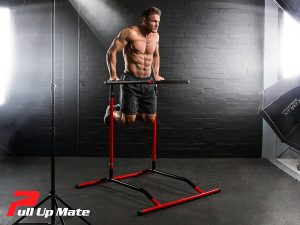 Pull up mate Portable Pull Up Bar and Dip Station