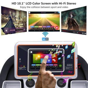 S900 10.1 Inch Large ScreenTreadmill