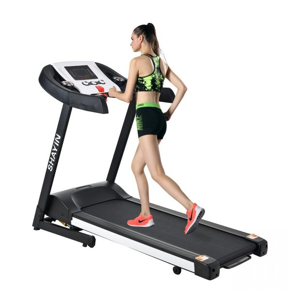 Shayin B900 Folding Electric Treadmill