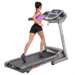 Ziema Sports Ancheer Folding Treadmill W4098