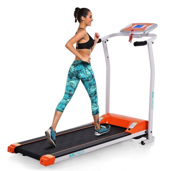 ziema treadmill a58 folding electric