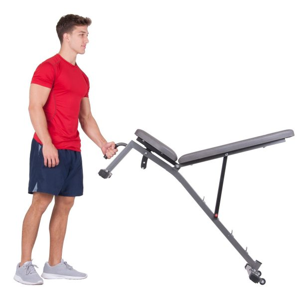 Body Champ BCB3835 Olympic Weight Bench and Squat Rack