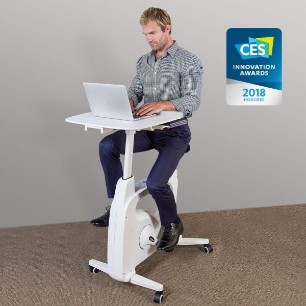 Flexispot Deskcise Exercise Desk Bike
