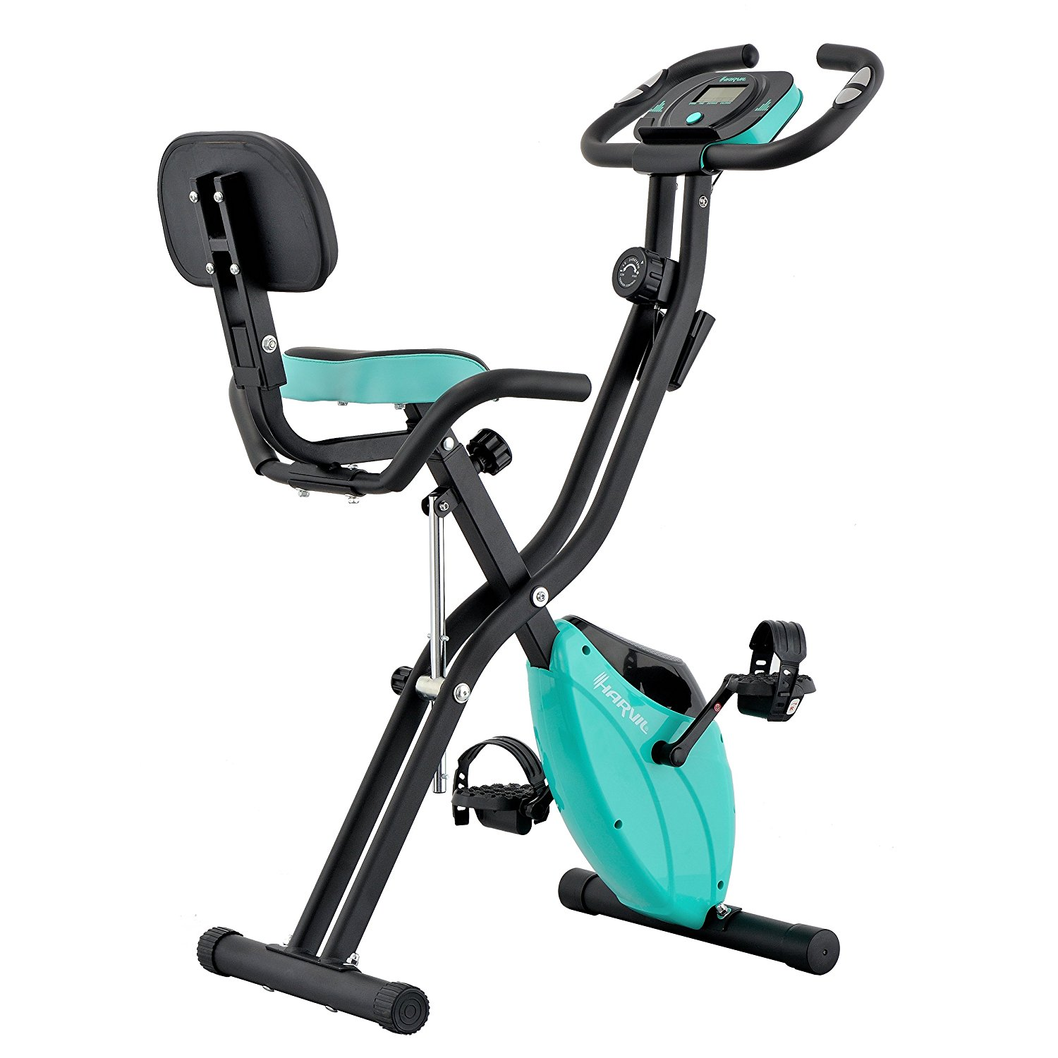 Harvil XB-A Foldable Magnetic Exercise Bike