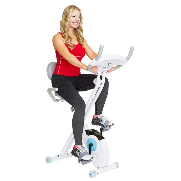 Body Rider Retro Folding Exercise Bike