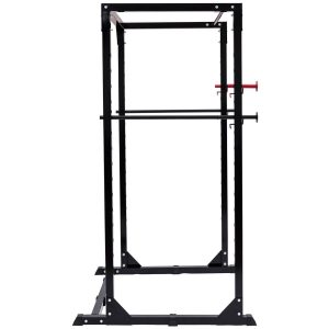 Goplus Power Rack Heavy Duty Pull:Chin Up Bars