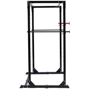 Goplus Power Rack Heavy Duty Pull:Chin Up Bars