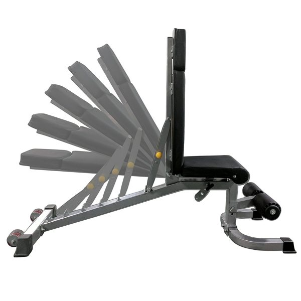 Titan Adjustable Weight Bench with 1000 pounds Capacity