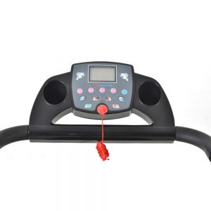 Z ZTDM 4 Feet Foldable Treadmill LCD Display