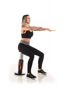 Allstar Innovations Squat Magic Home Gym Workout