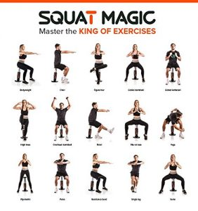 Allstar Innovations Squat Magic King Exercises