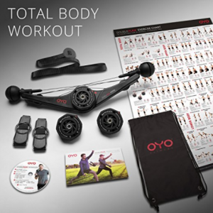 OYO DoubleFlex Black Personal Home Gym