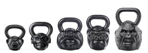 Onnit Primal Bell Kettlebell 5 sizes 90lb