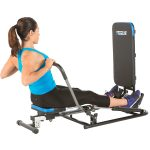 ProGear 750 Rower 3600 ,with Additional Multi Exercise Workout